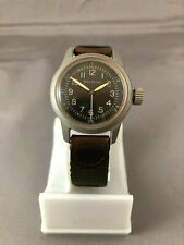 Waltham Military Wristwatch, A-11, from WWII.  Outstanding Condition