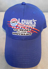 Nascar HAT 2008 Ticket Holder The BEAST OF THE SOUTHEAST Lowe's Motor Speedway