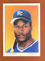1990 Score Dream Team Bo Jackson Card #687 NM/MINT - KC Royals Star