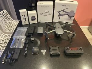 DJI Mavic Pro Combo Drone Quadricottero - Grigio