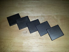 Lot of 5 1GB Clear OEM PNY Industrial Compact Flash Memory Cards CF Tested