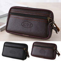 Men's Wallet Hip bag Money Purse Card holder Coin pocket