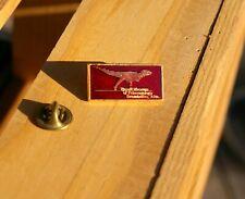 Tyrrell Museum of Paleontology Drumheller Alberta Canada Enamel Pin Pinback