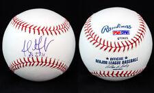 Adrian Gonzalez SIGNED ROMLB Baseball Los Angeles Dodgers PSA/DNA AUTOGRAPHED