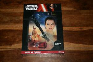 Holdson Disney Star Wars Force Awakens Puzzle - REY 300 Piece XL 09695