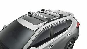 Brand New Genuine Nissan X-Trail 2014 T32 Roof Bars For ST-L & Ti, G3157-4CF0AAU