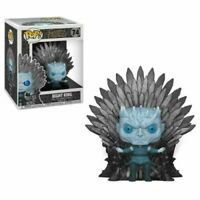 Funko Pop Deluxe Game of Thrones #74 Night King on Throne MISB Brand New