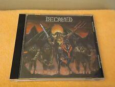 Decayed - The Beast has risen - CD, 2003 Drakkar Productions. Lmtd 1000 copies.
