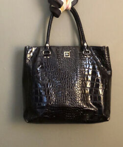 Kate Spade New York Kingsbridge croc tote