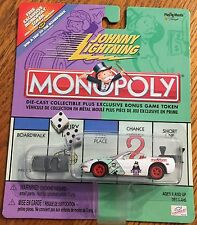 Johnny Lightning | 1998 Corvette | Monopoly | Playing Mantis