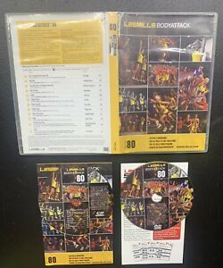 LES MILLS BODY ATTACK Home Workout Vol.80 CD & DVD Choreography/Fitness Classes