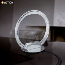 WOFI Tischleuchte LUND Leuchte TOUCH DIMMER Tischlampe LED Nachttischleuchte 1/2