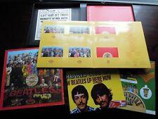 THE BEATLES SGT PEPPER 50th ANNIVERSARY CD / DVD DE LUXE BOX SET