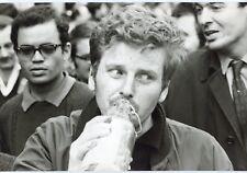 Photo Göksin Sipahioglu - Mai 68 - Daniel Cohn Bendit - Tirage d'époque -