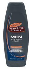 Palmer`s Men's corps et visage lavage avec beurre de cacao 400ml