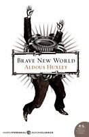 Brave New World by Aldous Huxley (PS 2006, Paperback + Study Guide)