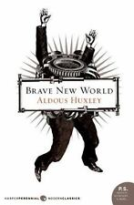 Brave New World by Aldous Huxley (PB, 2006) New, Free Shipping