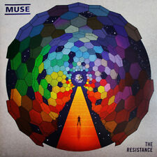 MUSE - The Resistance 2 x LP - SEALED - Black 180 Gram Vinyl Album - Uprising