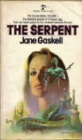 Complete Set Series - Lot of 5 Atlan books by Jane Gaskell Serpent Dragon City