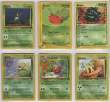 POKEMON Used POISON LOT #2 Trading Cards POKEMAN Koffing EKANS Grimer PSN SET