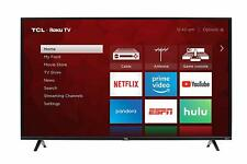 "TCL 55S425 55"" 4K Smart LED Roku TV"