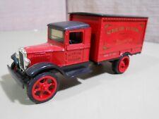 1931 Hawkeye Truck Bank Schrade Cutlery Die Cast Ertl F917