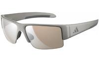 Adidas Retego A376 6052 Gray Frame / Light Brown lens Authentic Sunglasses