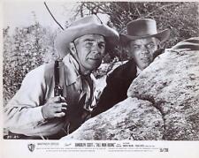 """Randolph Scott """"Tall Man Riding"""" 1955 Vintage Movie Still"""