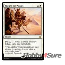 Secure The Wastes X4 M/NM Magic: The Gathering MTG Dragons Of Tarkir
