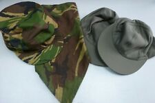 Dutch Army Fatigue Caps & Bib Scarf