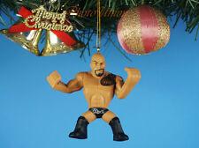 Christbaumschmuck Ornament Decor WWE Wrestling Elite Wrestler The Rock K903 B