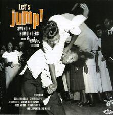 Let's Jump Swingers - Let's Jump Swingers & Humdingers from Modern Rec [New CD]