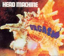 "Head Machine: ""Orgasm""  (Digipak CD)"
