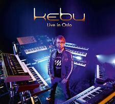 CD Kebu Live in Oslo 2CDs Digipak
