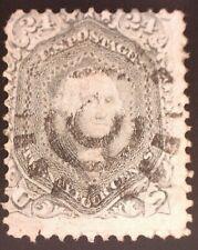 CatalinaStamps: US Stamp #70d Used, SCV=$3250