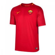 Nike Maglietta T-shirt Roma Uomo Rosso 847284-tmcrm L