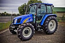 New Holland T5040-T5050-T5060-T5070 Tractors - Workshop/Repair Manual