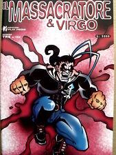 Il Massacratore & Virgo n°3 di 3 1997 ed. Play Press  [SP4]