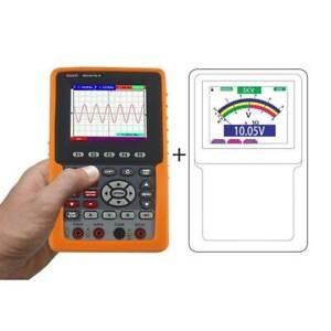 OWON HDS1021M-N 20MHz 1-CH Digital Oscilloscope 2 in1 Oscilloscope Multimeter