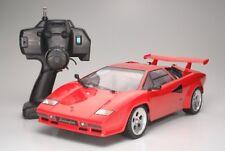 Tamiya #57780 Lamborghini Countach Rtr Xb (super Rare)
