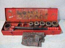 VIRAX 1362 Gewindeschneidkluppe Schneidkluppe mit 5 Backen  #19091