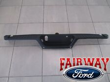 15 thru 19 F-150 OEM Ford Rear Bumper Top Step Pad Cover w/ Tow and Park Aid NEW