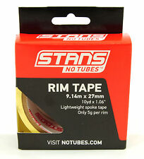 Stan's NoTubes Rim Tape 27mm x 10 Yard Roll