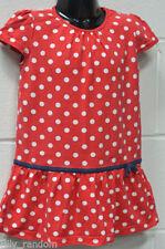 George Girls' Knee Length Cotton Blend Dresses (2-16 Years)