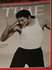 Michael Jackson Time magazine Special Commemorative Edition.The King of Pop.NEW!