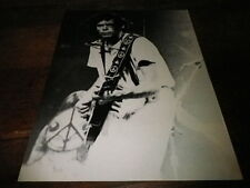 NEIL YOUNG - Mini poster Noir & blanc 4 !!!!!!!!!!!!!!!