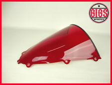 CUPOLINO YAMAHA R1 1998 / 1999 ROSSO Plexiglass parabrezza fume windscreen NEW!