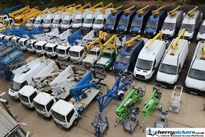 Iveco Daily & Mercedes Sprinter Cherry Picker - We BUY / SELL Access Platforms
