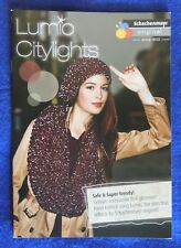 Lumio Citylights Knit Patterns Glimmer Fashion Accessories Schachenmayr Original