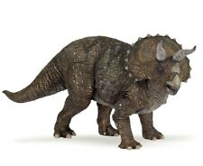 Papo France Triceratops Dinosaur Figure New Free Shipping